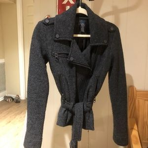Dex wool jacket